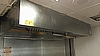 Commercial Exhaust Hood 8' - with Ansul System and 5 Sprayer