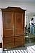 Armoire - 2 Door - 4 Drawers