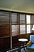 Individual Plantation Shutter Panels Suitable for Sliding Glass Patio Doors