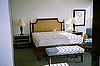 King Bed with Headboard, Frame, Mattress & Box Springs (Sealy Posturepedic)shown with Bed Bench