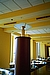 Lighting Fixtures mounted on Wood Column Posts