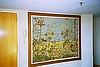Large Framed Tapestry