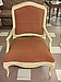 Upholstered Bergere Arm Chair - Manufactured by Drexel Heritage