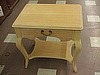 End Table- 1 Drawer With Shelf- Manufactured By Drexel