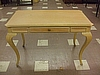 Desk- 1 Drawer - Cabriole Leg - Manufactured By Drexel