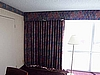 Guestroom Drapes and Valance