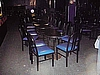 Restaurant Tables,Booths and Chairs