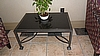 Coffee Table - Metal Base with Granite Top