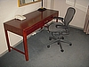 Desk - 1 Drawer - Desk Chair NOT FOR SALE